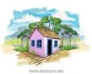 Vẽ phối cảnh ngôi nhà và rừng cây với Illustrator CS5