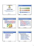 Bài giảng tin học đại cương - Trường học viện ngân hàng - Chương 2