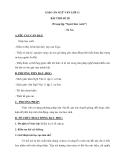Giáo án Ngữ văn 11 tuần 26 bài: Bài thơ số 28 - Tago