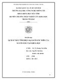 Tiểu luận:LỊCH SỬ MÁY TÍNH HIỆN ĐẠI DƯỚI GÓC NHÌN CỦA NGƯỜI SÁNG TẠO KHOA HỌC