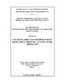 Tiểu luận:ỨNG DỤNG TRIZ VÀO MÔ HÌNH SCRUM TRONG PHÁT TRIỂN DỰ ÁN CÔNG NGHỆ THÔNG TI
