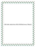 Mô hình chuẩn hóa OSI (OSI Reference Model)
