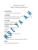 Giáo án Ngữ văn 11 tuần 30: Phong cách ngôn ngữ chính luận