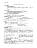 Giáo án bài 38: Phản ứng phân hạch  – Vật lý 12 - GV.Đ.T.Kim