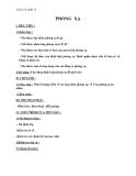 Giáo án bài 37:  Phóng xạ - Môn Vật lý 12 - GV.T.Cường Minh