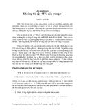 Lâm sàng thống kê: Bài 3.  Khoảng tin cậy 95% của trung vị - Nguyễn Văn Tuấn