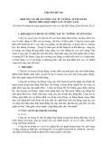 Chuyên đề 7 Một số vần đề về công tác tư tưởng, tuyên giáo trong điều kiện hiện nay ở Việt Nam