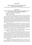 Chuyên đề 2 Một số vấn đề về công tác xây dựng Đảng và công tác cán bộ hiện nay