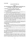 Chuyên đề: Lịch sử thuế Việt Nam