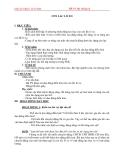 Giáo án vật lí lớp 12 –  Con lắc lò xo
