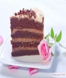 Cách làm bánh ngọt Chocolate torte (bánh sinh nhật)