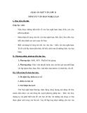 Giáo án Ngữ văn 11 tuần 33 bài: Tóm tắt văn bản nghị luận