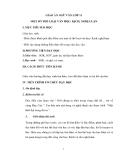 Giáo án Ngữ văn 11 tuần 22 bài: Một số thể loại văn học - Kịch - Nghị luận