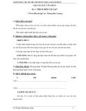 Giáo án ngữ văn lớp 10 tuần 21: Tựa Trích diễm thi tập - Hoàng Đức Lương