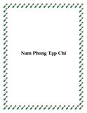Nam Phong Tạp Chí