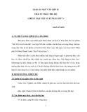 Giáo án ngữ văn lớp 10 tuần 23: Thái sư Trần Thủ Độ - Ngô Sĩ Liên