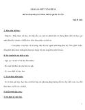 Ngữ văn lớp 10: Hưng Đạo Đại Vương Trần Quốc Tuấn - Ngô Sĩ Liên - Giáo án tuần 22