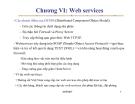 Bài giảng lập trình Web - Ts.Vũ Đức Lung - Chương 6