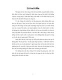 Bài giảng kỹ thuật soạn thảo văn bản
