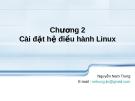 Hệ điều hành LINUX (Nguyễn Nam Trung ) - Chương 2