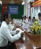 Xử lý tình huống chính trị - Lê Nguyễn Thị Ngọc Lan