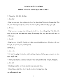 Ngữ văn lớp 10 - Giáo án: Những yêu cầu về sử dụng tiếng Việt