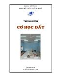 Thí Nghiệm Cơ học đất - ĐH Mở Tp.HCM