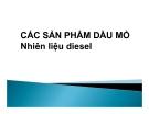 Nhiên liệu diesel
