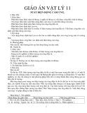 Giáo án bài 24: Suất điện động cảm ứng - Vật lý 11 - GV.L.V.Sâm