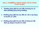 Bài giảng môn quản trị rủi ro - Ts. Nguyễn Minh Duệ _ Trường ĐH  Bách Khoa Hà Nội - Chương 2