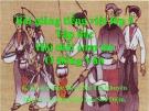 Bài giảng Tiếng việt 5 tuần 26 bài: Tuyển chọn những bài giảng Hội thổi cơm thi ở Đồng Vân