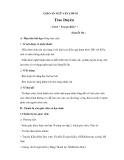 Giáo án tuần 29 - Ngữ văn lớp 10: Trao Duyên - Truyện Kiều - Nguyễn Du