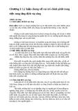 Chương 1 lý luận chung về vai trò chính phủ trong việc cung ứng dịch vụ công