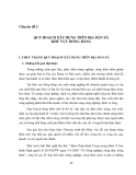 Quản lý nhà nước về tài nguyên và môi trường - Chuyên đề 2