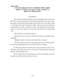 Quản lý nhà nước về tài nguyên và môi trường - Chuyên đề 6