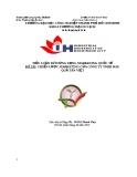 Đề tài: Chiến lược markeing của công ty TNHH rau quả Tân Việt
