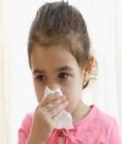 Cẩn trọng với bệnh viêm xoang ở trẻ em