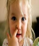 Viêm mũi trẻ em – Những thông tin cần biết