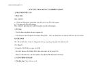 Giáo án Hóa 11 bài 40: Dẫn xuất halogen của hiđrocacbon – GV.Phạm Văn Minh
