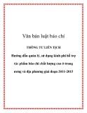 Thông tư số 18/2012/TTLT - BTC