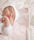 Giải cảm cho trẻ sơ sinh không cần thuốc