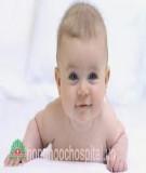 Những cách tăng sức đề kháng cho trẻ sơ sinh
