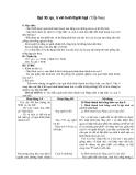 Giáo án Sinh học 12 bài 30: Quá trình hình thành loài (tt)