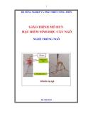 Giáo trình đặc điểm sinh học cây ngô