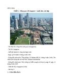 Tổng quan về Singapore - Quốc đảo xinh đẹp