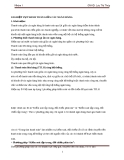 Đề tài: Nghiệp vụ thanh toán giữa các ngân hàng và sơ đồ quy trình thanh toán