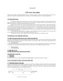 Bài giảng hệ thống cung cấp điện - Trần Tấn Lợi - Chương 12