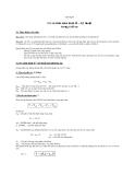 Bài giảng hệ thống cung cấp điện - Trần Tấn Lợi - Chương 3