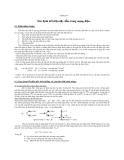 Bài giảng hệ thống cung cấp điện - Trần Tấn Lợi - Chương 6