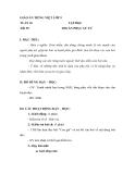 Giáo án bài Thuần phục sư tử – Tiếng việt 5 - GV. Huỳnh Ngọc Quỳnh Như